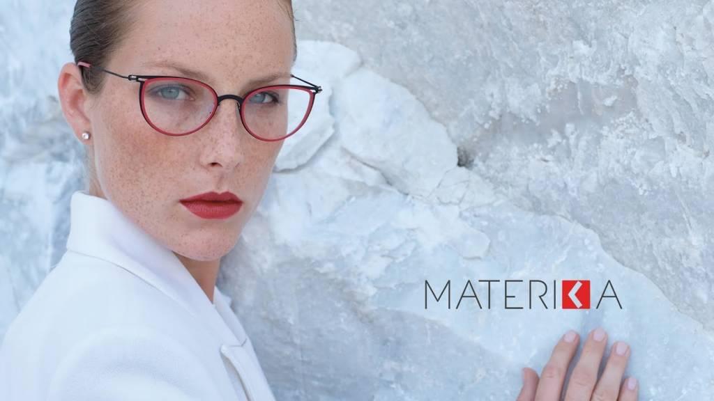 occhiali Materika collezione 2018